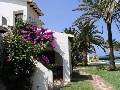 Appartement direct aan het zandstrand Denia Costa Blanca Spanje
