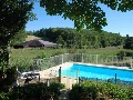 Les Hirondelles Paunat (Le Bugue) zwembad-piscine-swimming pool Paunat Dordogne France